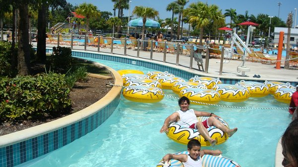 Grape Land Lazy River
