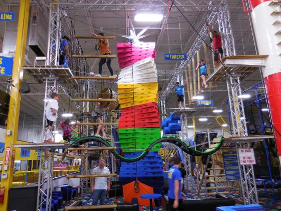 Escaping the South Florida Elements: Indoor Play in ...