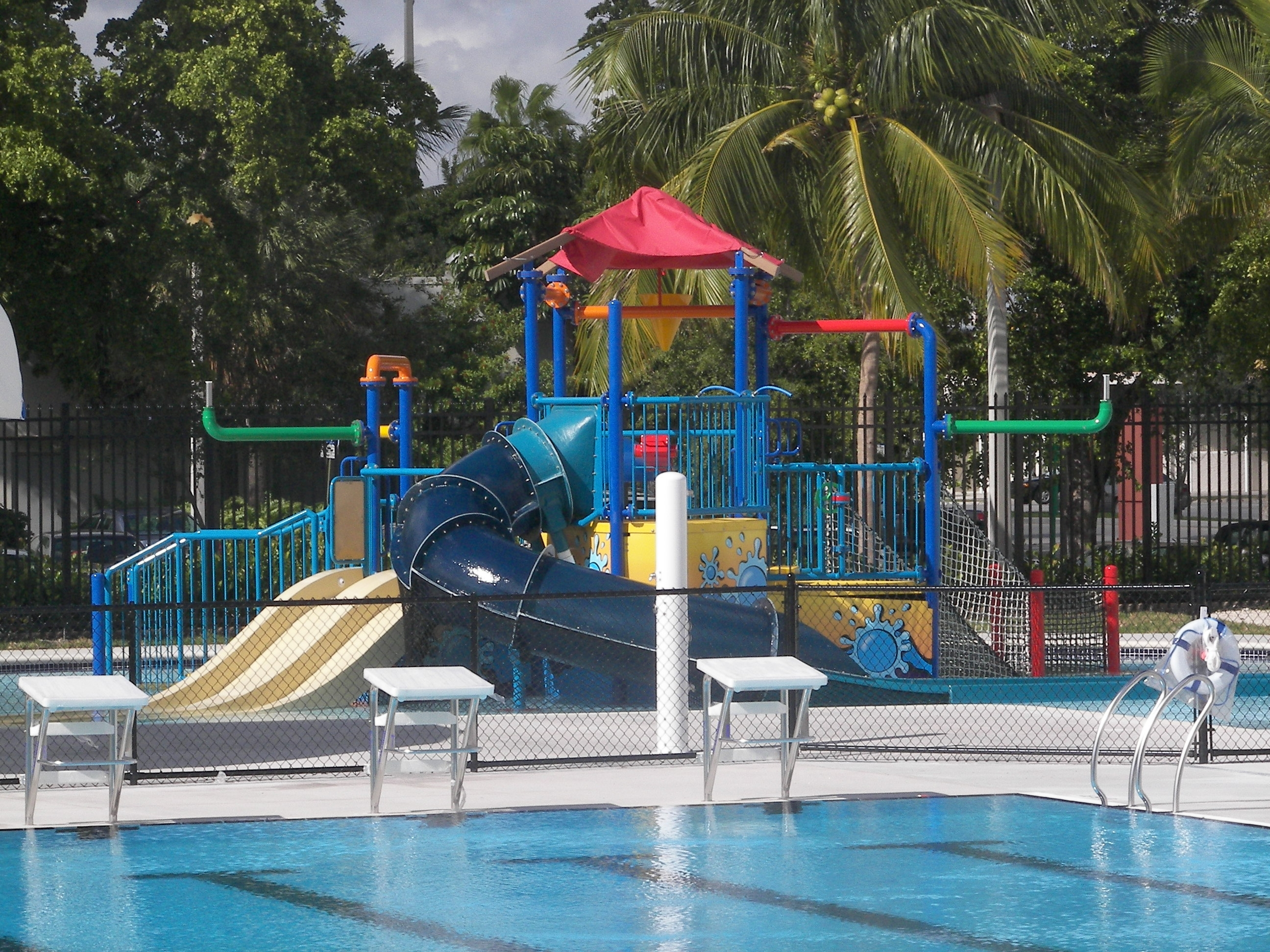 Victory Park Pool South Florida Finds