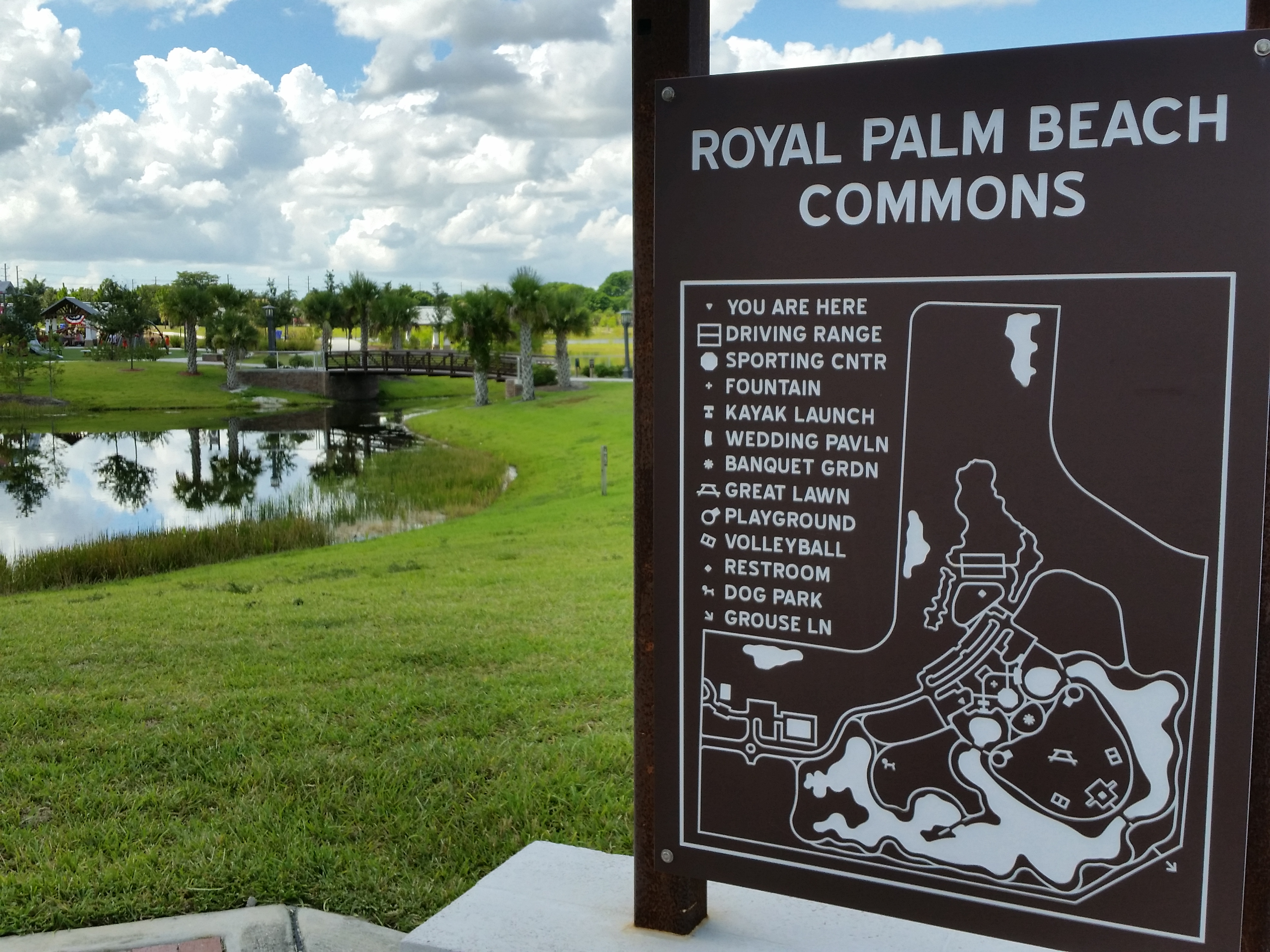 Royal Palm Beach Commons Park | South Florida Finds