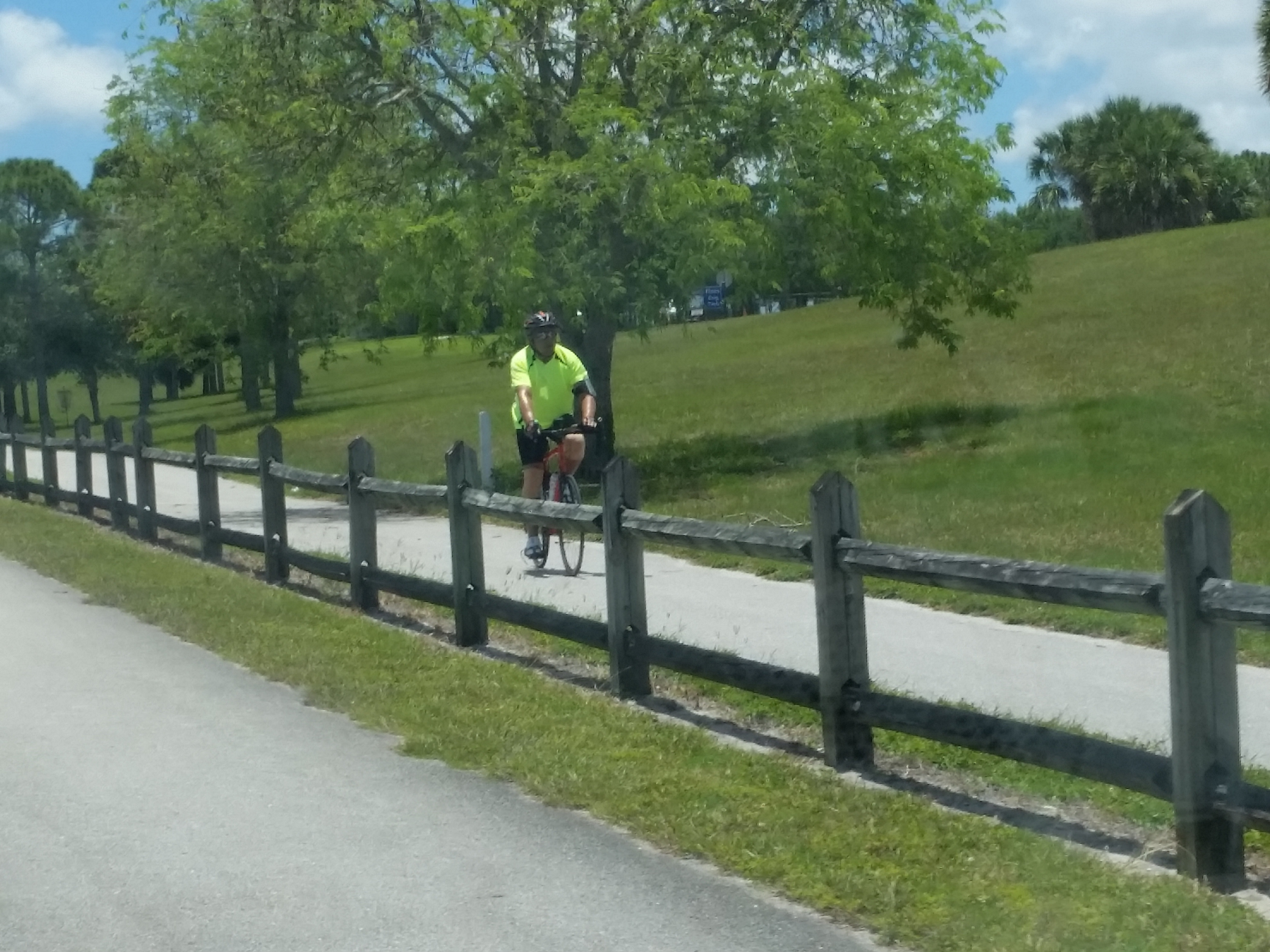 Bike Paths West Palm Beach Fl