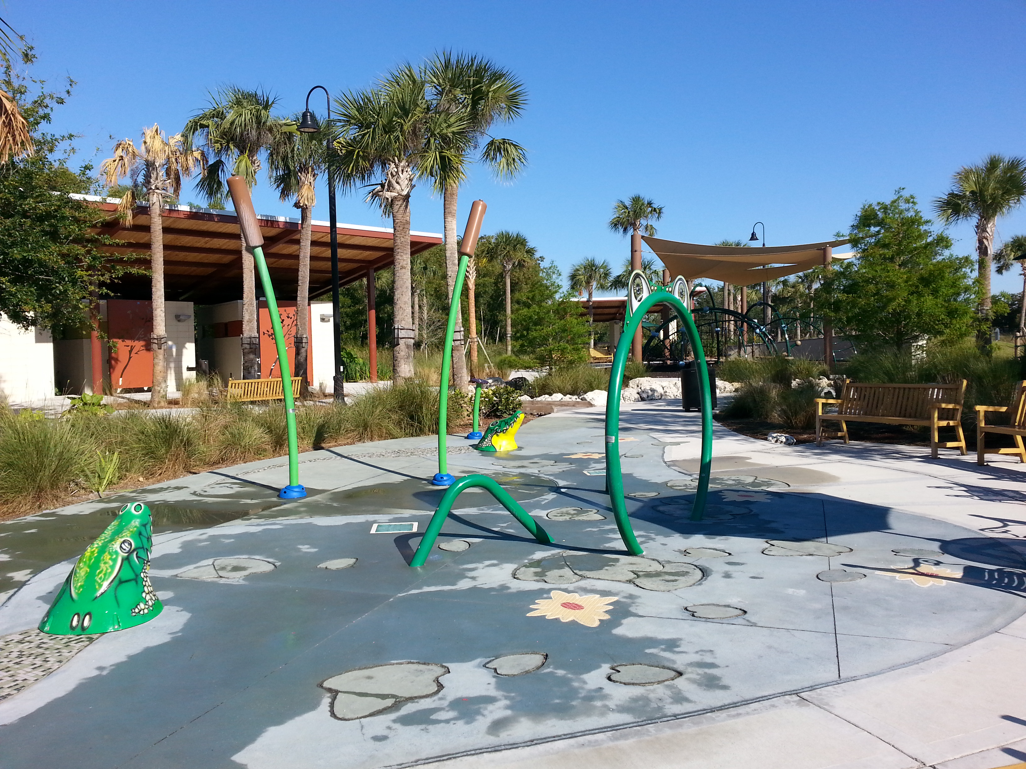 Pictures Of Playground At West Boynton Beach Recreation
