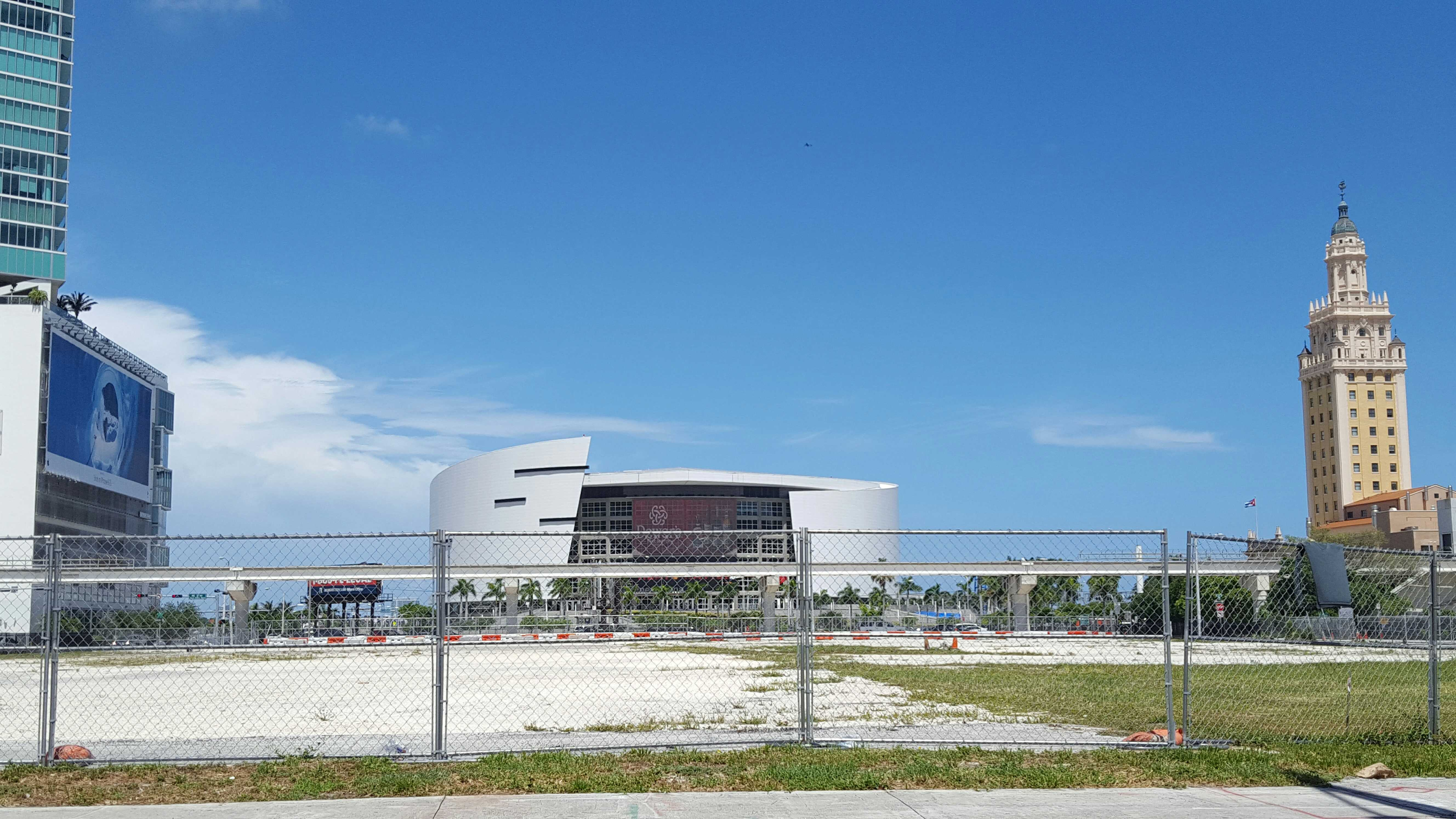 American Airlines Arena South Florida Finds