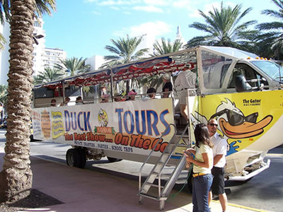 Miami Duck Tours Duck Tours South Beach South