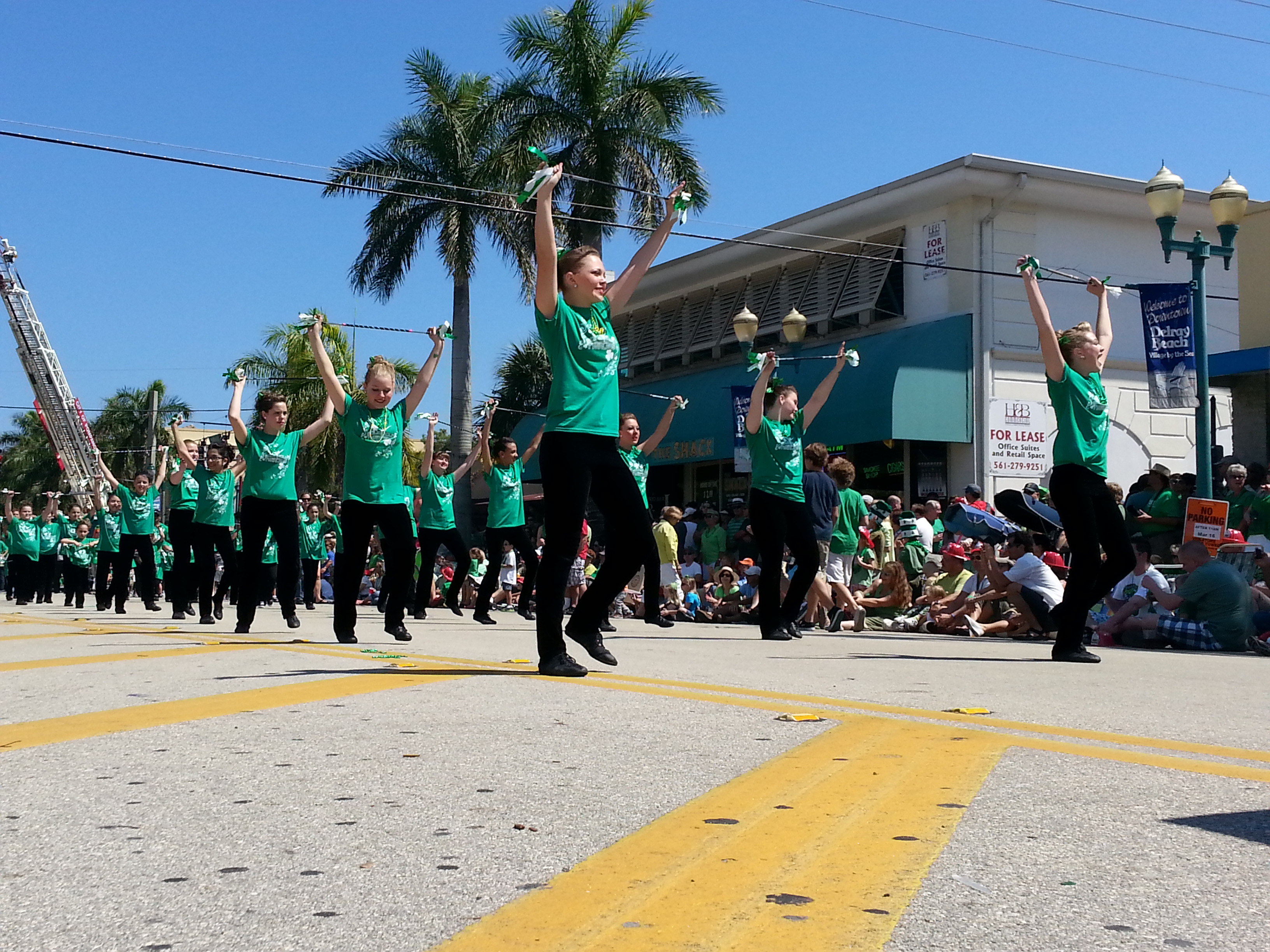 Delray Beach Annual St. Patrick's Day