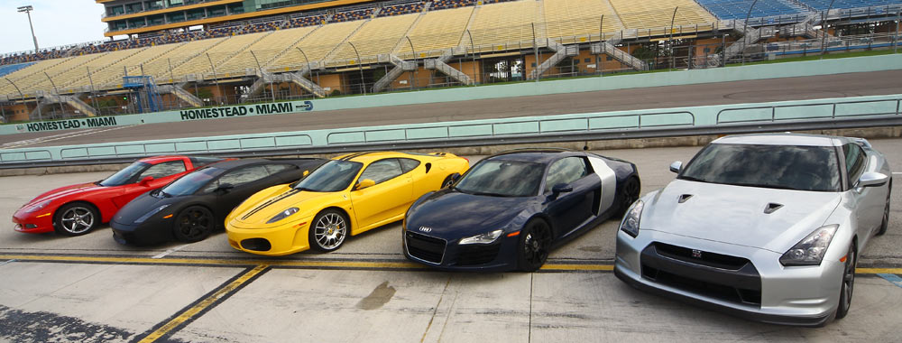 Miami Exotic Auto Racing South Florida Finds