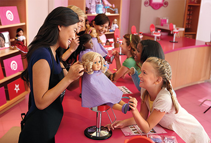 American Girl South Florida Finds