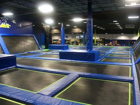 Off The Wall Trampoline Center South Florida Finds