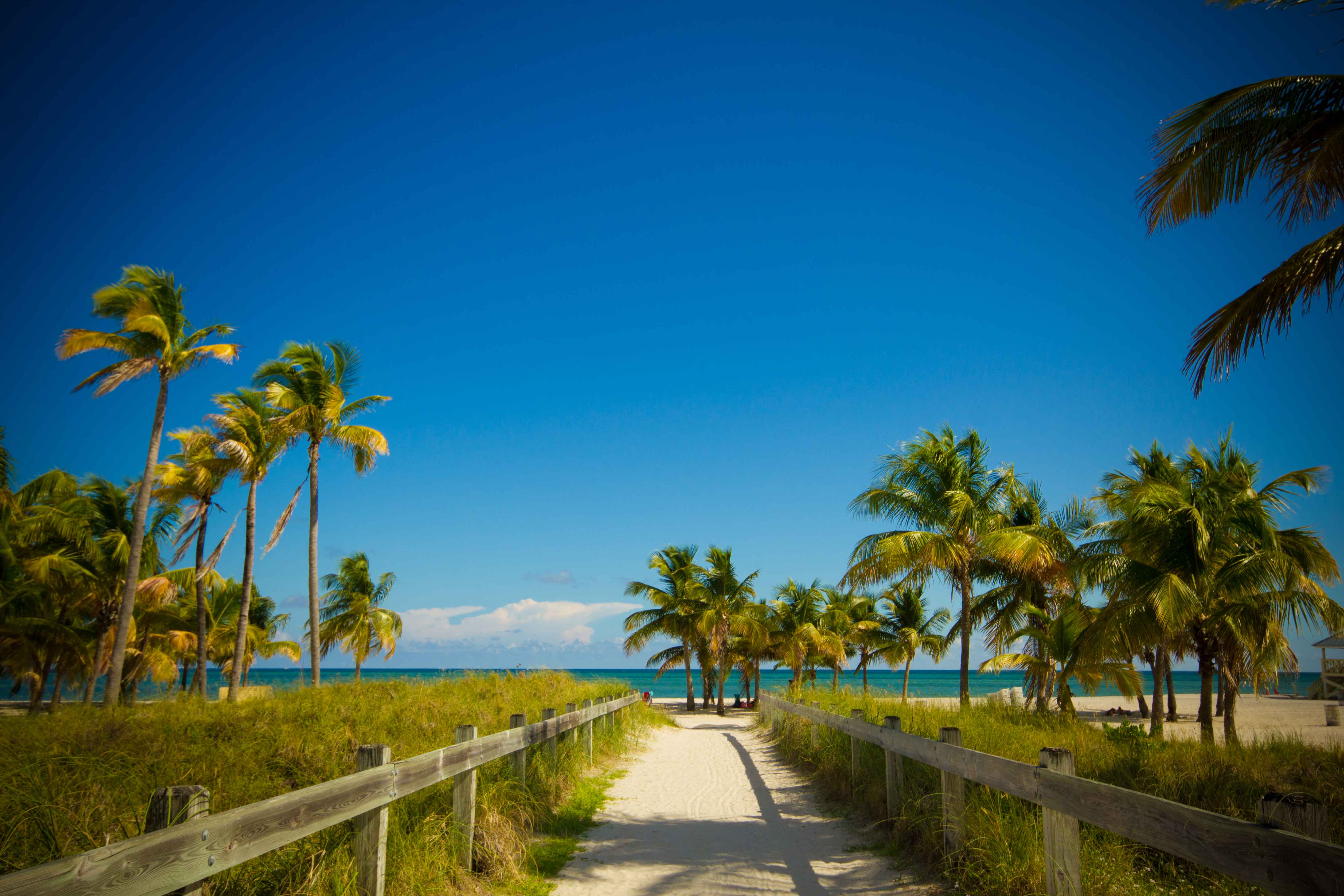 Top 10 South Florida Beaches With Playgrounds