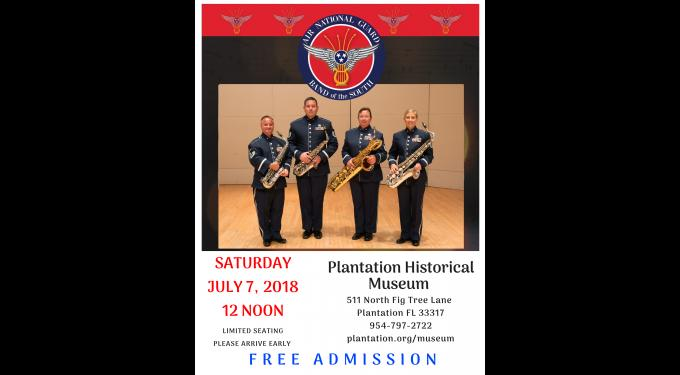 Air National Guard Band - Band of the South - Jazz Quartet